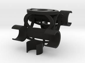 STAAG Dual Schoeps MSTC64U  in Black Natural Versatile Plastic