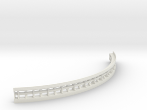 YT1300 DEAGO ENGINE GRILLE EP VII in White Natural Versatile Plastic