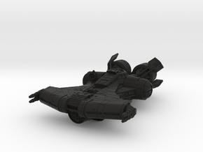 Defender Class Corvette 1/270 in Black Premium Strong & Flexible