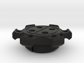 X-sight 2 focus wheel in Black Strong & Flexible
