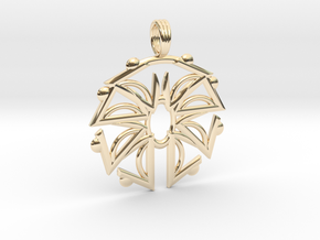 HIGH ELEVATION in 14K Yellow Gold
