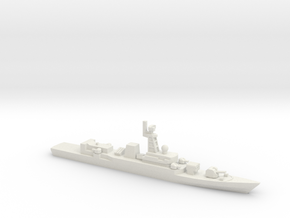 PLA[N] Type 053H2G Frigate, 1/1250 in White Natural Versatile Plastic