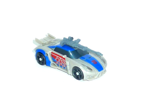 Legion TFP Smokescreen Blaster in White Strong & Flexible