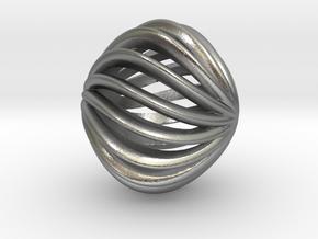 Brilliants A in Natural Silver: Small