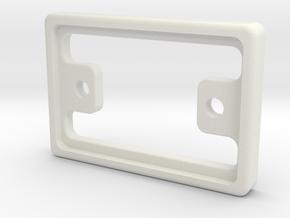 1044600_Filter Elektronikhalter in White Natural Versatile Plastic