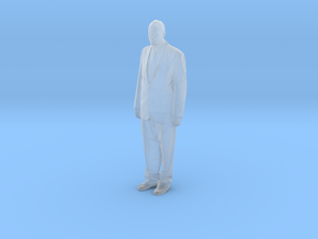 Printle C Homme 183 - 1/72 - wob in Smooth Fine Detail Plastic