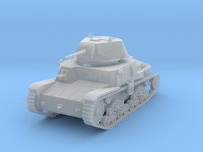 PV41C M13/40 Medium Tank (1/87) in Smooth Fine Detail Plastic
