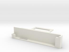 S7 car CD holder in White Natural Versatile Plastic