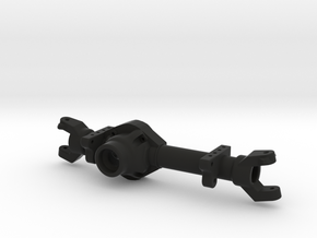 TMX Offroad Axle - Front Left Leaf for RC4wd in Black Natural Versatile Plastic