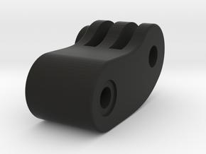 Pole replacement after damage original part in Black Natural Versatile Plastic