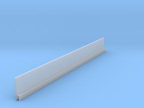 Profil 150mm Waggon-Sitzbank einfach hoch FUD/FED  in Smooth Fine Detail Plastic