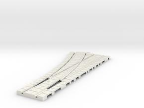 P-165stg-left-point-100-live-big-9a in White Natural Versatile Plastic