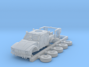 1/160 Oshkosh M-ATV MRAP in Smooth Fine Detail Plastic