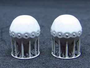 STAR DESTROYER ZVESDA DEVASTATOR DOMES in Smooth Fine Detail Plastic