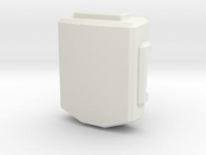 Customizable Matrix Core/Prime Master in White Natural Versatile Plastic
