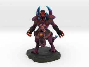 Shadow demon (Malicious Sting set) in Full Color Sandstone