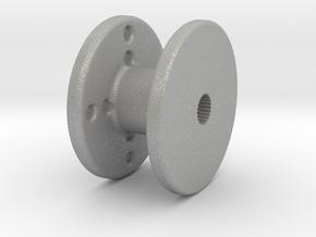 Winch Bobbin / Spool - 25T Horn in Aluminum