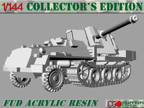 1:144 Pak 43 auf sWS in Smooth Fine Detail Plastic