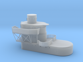 1/144 Superstructure for USS Sims Destroyer in Smooth Fine Detail Plastic