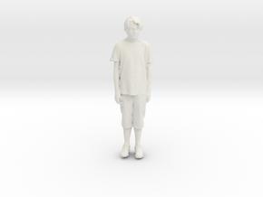 Printle C Kid 191 - 1/32 - wob in White Natural Versatile Plastic