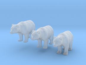 Bären - 1:160 (n scale) in Smoothest Fine Detail Plastic