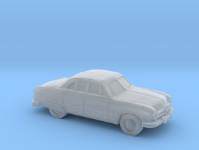 1/220 1949 Ford Custom Fodor Sedan in Smooth Fine Detail Plastic