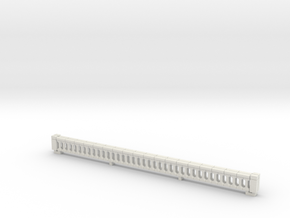 HOea141 - Architectural elements 2 in White Natural Versatile Plastic