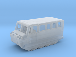 1/285 Scale M116 Amphibious Personnel Carrier in Frosted Ultra Detail