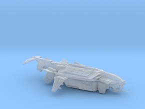 ISA_Dropship in Smooth Fine Detail Plastic