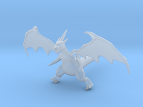 1/24 Pokemon Mega-Charizard in Smooth Fine Detail Plastic