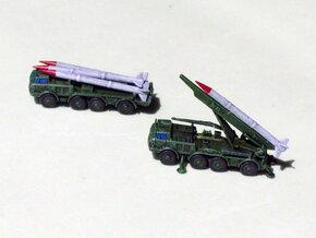 Sovjet Frog 7 / Luna M SRBM 1/144 in Smooth Fine Detail Plastic