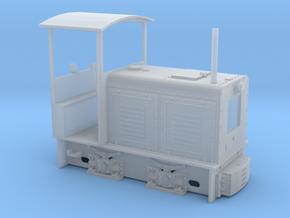 Feldbahnlok LKM Ns2 1:35 in Smooth Fine Detail Plastic