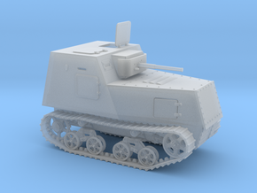1/100th scale KHTZ-16 soviet armoured tractor in Frosted Ultra Detail