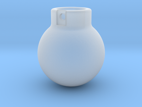 1-50 - 500KG- Wrecking Ball - Ball Shape in Smooth Fine Detail Plastic