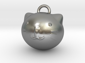 Cat A1 in Natural Silver: Small