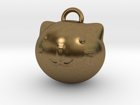 Cat A1 in Natural Bronze: Small