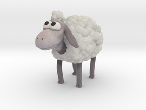 Sheepie Sheep in Full Color Sandstone