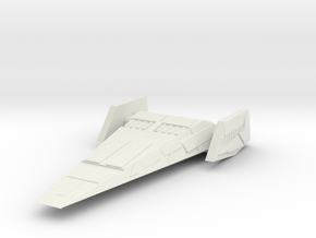 Valiant FF Full in White Natural Versatile Plastic