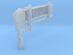 1:200 Walkway - Starbord - Short in Smoothest Fine Detail Plastic