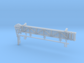 1:48 scale Walkway - Port - Long in Smooth Fine Detail Plastic