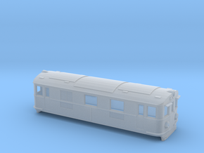 Swedish GBJ/SJ electric locomotive type Bg/Bs – N in Smooth Fine Detail Plastic