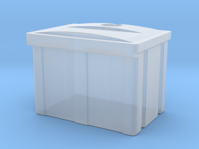 1:50 Staukasten 700x500x500 mm in Smooth Fine Detail Plastic