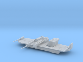 Warcarrier Republic Bomber (1/270) in Smooth Fine Detail Plastic
