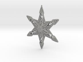 Snowflake A in Aluminum