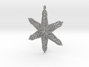 Snowflake B in Aluminum