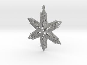 Snowflake C in Aluminum