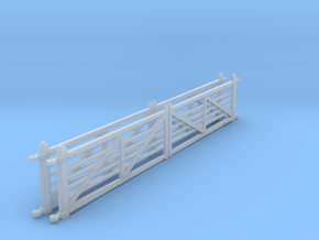 """EP710B 4xNSR 13'6"""" Gates in Smooth Fine Detail Plastic"""
