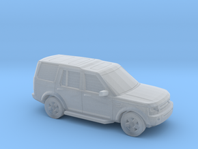 1/56 2004-09 Land Rover Discovery in Smooth Fine Detail Plastic