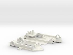 FordCapriGr5_Dirk in White Natural Versatile Plastic