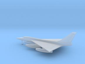 Convair B-58 Hustler in Smooth Fine Detail Plastic: 1:500